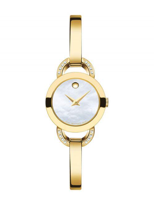 שעון יד MOVADO לאישה קולקציית RONDIRO דגם 0606889
