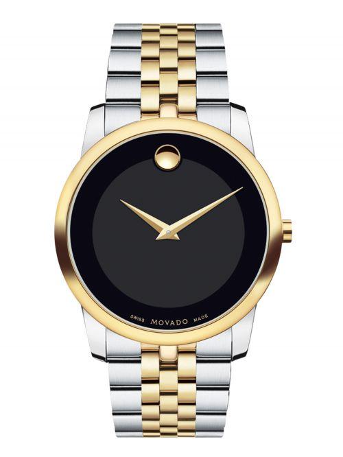 שעון MOVADO סדרה MUSEUM CLASSIC דגם 0606899