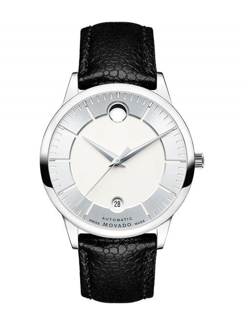 שעון יד MOVADO שוויצרי לגבר קולקציית 1881 דגם 0607022