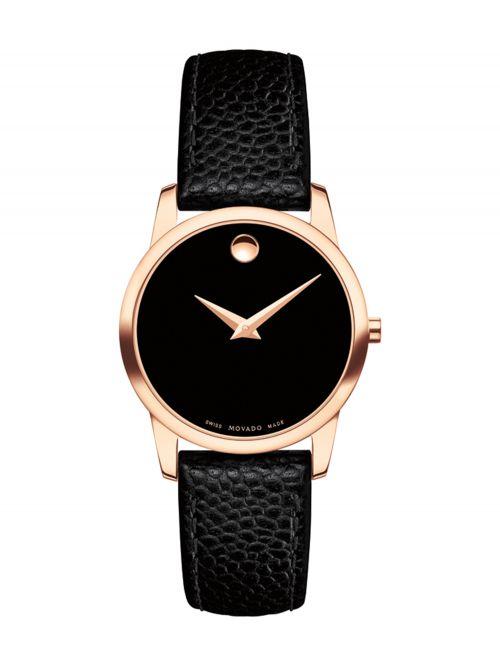 שעון יד MOVADO לאישה קולקציית MUSEUM דגם 0607061