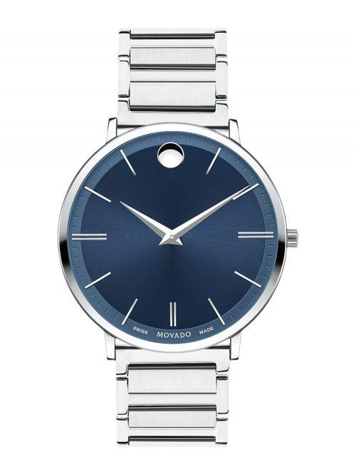 שעון MOVADO קולקציית ULTRA SLIM