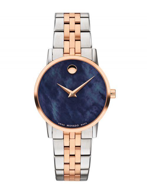 שעון MOVADO סדרה MUSEUM CLASSIC דגם 0607268