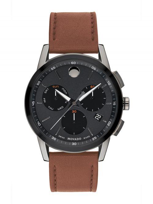 שעון MOVADO סדרה MODERN CLASSIC דגם 0607290