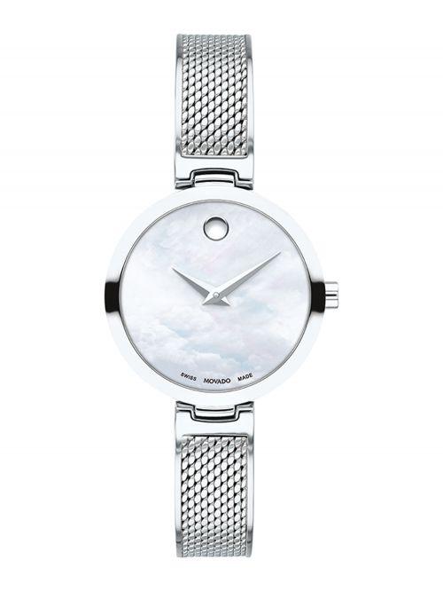 שעון MOVADO סדרה MODERN CLASSIC דגם 0607361