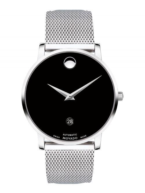 שעון לגבר MOVADO קולקציית Museum Classic  דגם 0607567