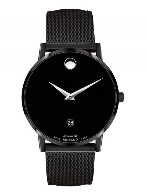 שעון לגבר MOVADO קולקציית Museum Classic  דגם 0607568