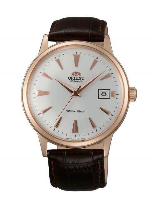 שעון יד ORIENT אוטומטי לגבר קולקציית BAMBINO דגם FAC00002W0