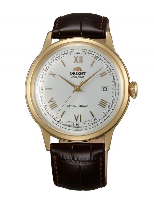 שעון יד ORIENT אוטומטי לגבר קולקציית BAMBINO דגם FAC00007W0