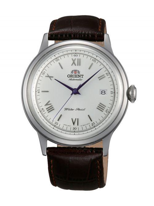 שעון יד ORIENT אוטומטי לגבר קולקציית BAMBINO דגם FAC00009W0