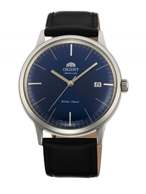 שעון יד ORIENT אוטומטי לגבר קולקציית BAMBINO דגם FAC0000DD0