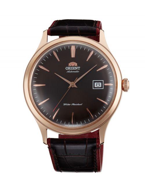 שעון יד ORIENT לגבר קולקציית BAMBINO דגם FAC08001T0