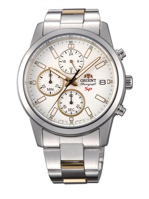 שעון ORIENT לגבר קולקציית SPORTY דגם FKU00001W0