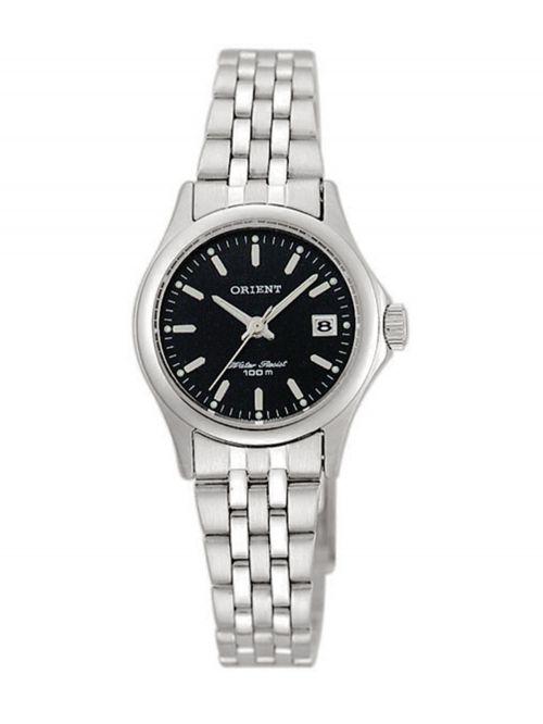 שעון יד ORIENT לאישה עם רצועת מתכת דגם FSZ2F001B0