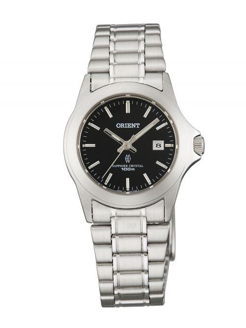 שעון יד ORIENT לגבר עם רצועת מתכת דגם FSZ3G001B0