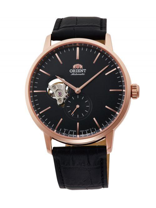 שעון ORIENT אוטומטי עם רצועת עור לגבר דגם RA-AR0103B10B