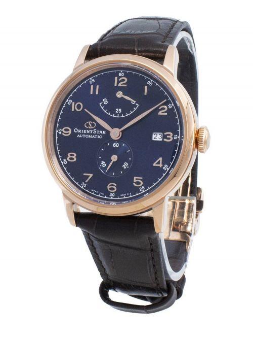 שעון יד לגבר ORIENT קולקציית STAR אוטומטי דגם RE-AW0005L00B