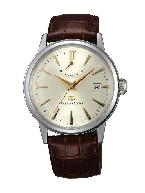 שעון ORIENT STAR אוטומטי לגבר דגם AF02005S