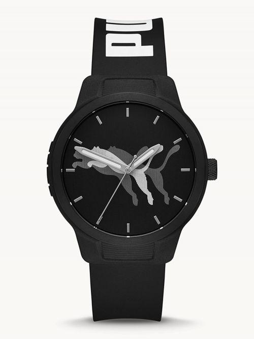 שעון לגבר PUMA בצבע  שחור דגם P5065