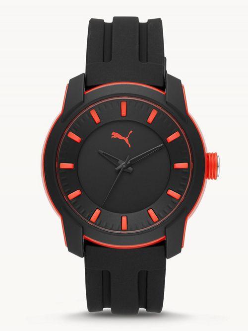 שעון לגבר PUMA רצועות סיליקון    דגם P6007