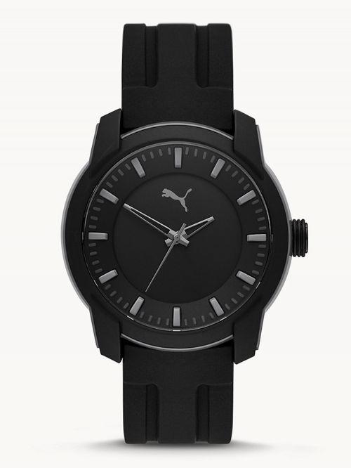 שעון לגבר PUMA רצועות סיליקון    דגם P6018