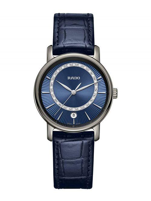 שעון יוקרה שוויצרי RADO לאישה קולקציית DIAMASTER דגם R14064725