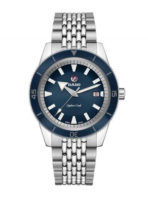 שעון RADO סדרה CAPTAIN COOK דגם 05053520