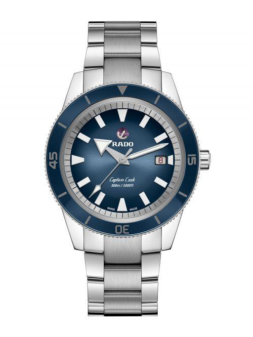 שעון RADO סדרה CAPTAIN COOK דגם 61053020