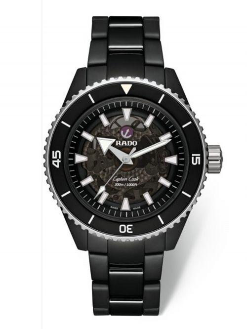 שעון RADO סדרה CAPTAIN COOK דגם 61273015