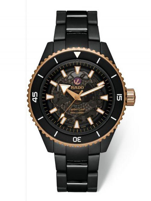 שעון RADO סדרה CAPTAIN COOK דגם 61273016