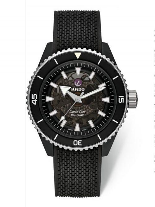שעון RADO סדרה CAPTAIN COOK דגם 61273215