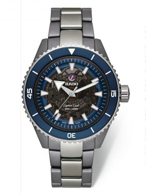 שעון RADO סדרה CAPTAIN COOK דגם 61283020