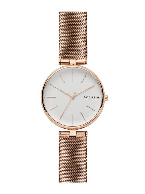 שעון יד SKAGEN לאישה קולקציית SIGNATURדגם SKW2709