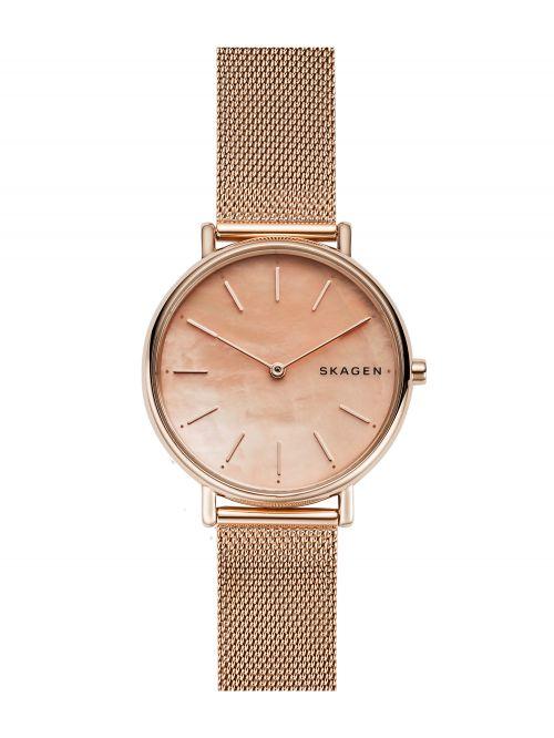 שעון יד SKAGEN לאישה קולקציית SIGANAUTR דגם SKW2732
