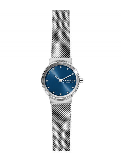 שעון יד SKAGEN לאישה עם רצועת מתכת קולקציית FREJA דגם SKW2920