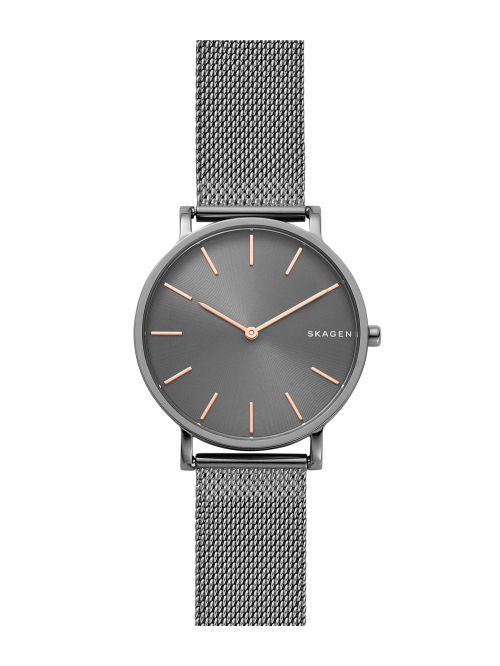 שעון יד SKAGEN עם רצועת מש דגם SKW6445