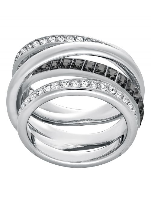 טבעת Swarovski מקולקציית DYNAMIC מידה 50