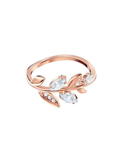 טבעת SWAROVSKI לאישה קולקציית MAYFLY מידה 60 דגם 5448886