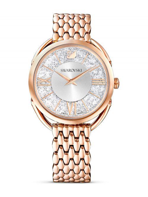 שעון יד SWAROVSKI לאישה קולקציית CRYSTALLINE
