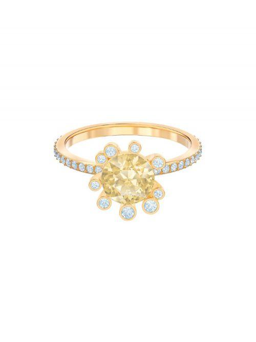 טבעת SWAROVSKI קולקציית OLIVE מידה 58