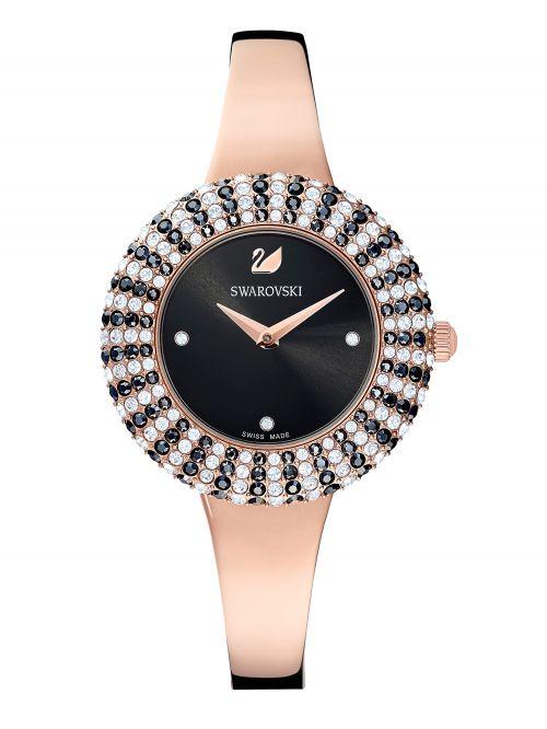 שעון יד SWAROVSKI קולקציית CRYSTAL ROSE דגם 5484050