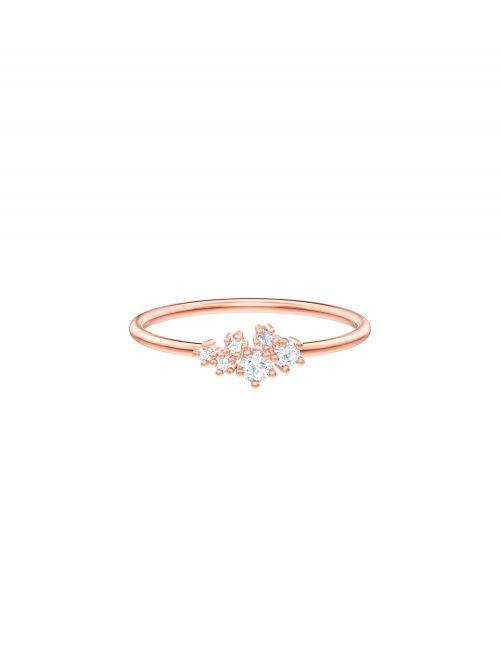 טבעת SWAROVSKI קולקציית MOONSUN