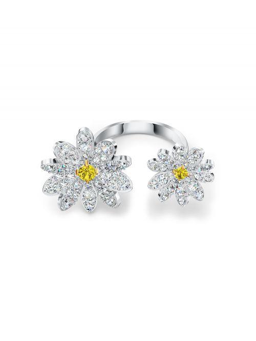 טבעת SWAROVSKI קולקציית SWA FLOWER מידה 58