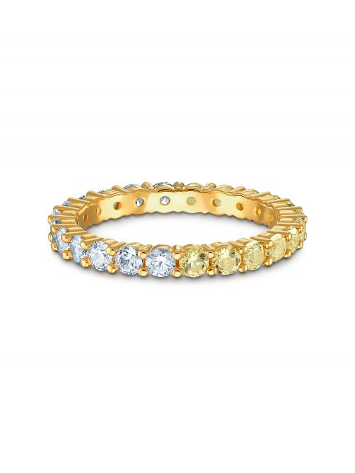 טבעת SWAROVSKI קולקציית VITTORE מידה 60
