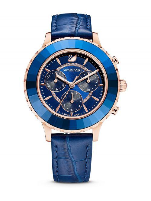 שעון יד SWAROVSKI לאישה קולקציית OCTEA LUX