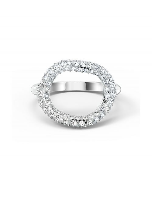 טבעת SWAROVSKI לאישה קולקציית ELEMENTS מידה 55 דגם 5567357