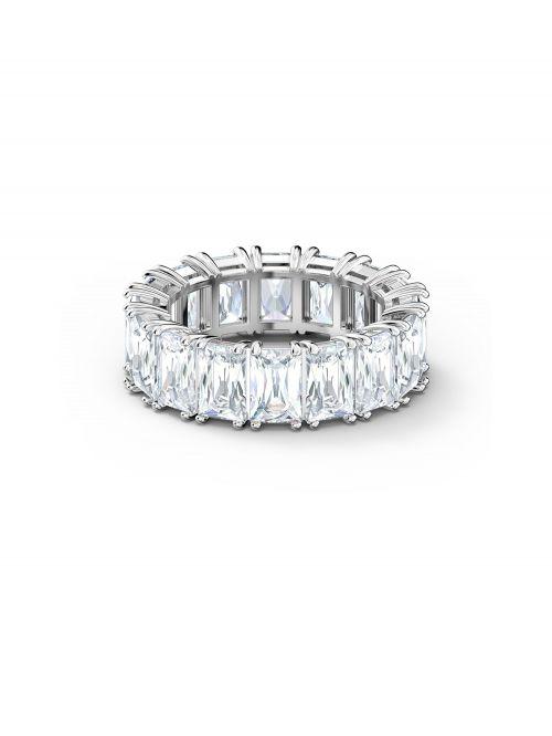 טבעת SWAROVSKI לאישה קולקציית VITTORE מידה 52