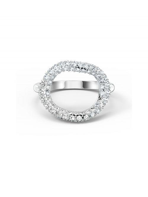 טבעת SWAROVSKI לאישה קולקציית ELEMENTS מידה 58 דגם 5572877