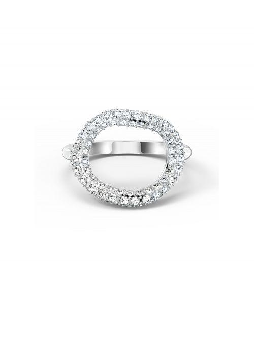 טבעת SWAROVSKI לאישה קולקציית ELEMENTS מידה 60