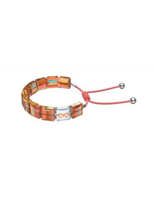 צמיד SWAROVSKI קולקציית LETRA דגם 5615002