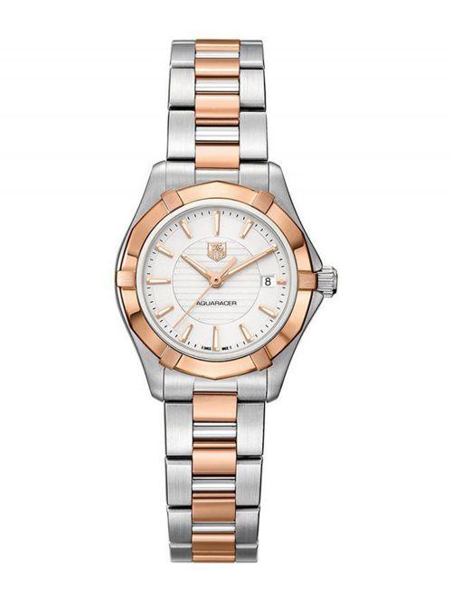 שעון יוקרה שוויצרי TAG HEUER קולקציית AQUARACER דגם WAP1450.BD0837